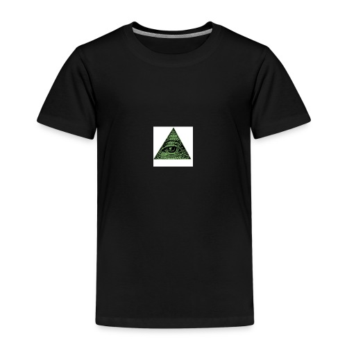 Illuminati - Kinder Premium T-Shirt