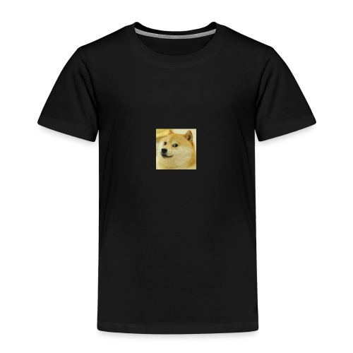 dogee - Premium-T-shirt barn
