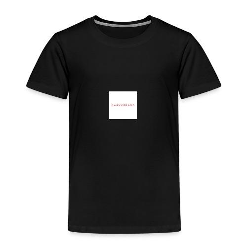 DARKKBRAND - Camiseta premium niño