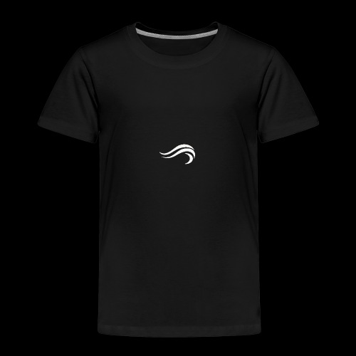 WHITE WAVY. LOGO - T-shirt Premium Enfant