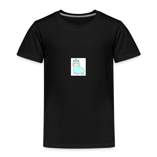 unicornllama - Kinder Premium T-Shirt