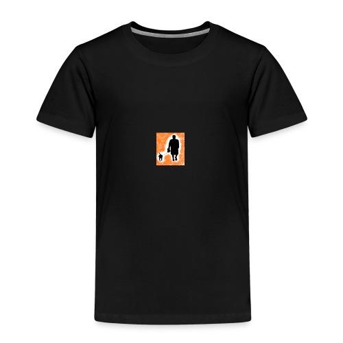 Dog - Maglietta Premium per bambini