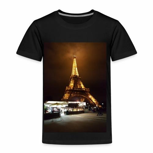 Paris- Eiffelturm - Kinder Premium T-Shirt