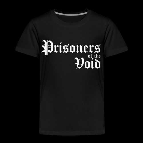 Prisoners of the Void - Premium T-skjorte for barn