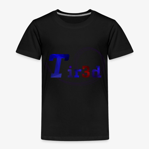 Tir3d - Kinder Premium T-Shirt