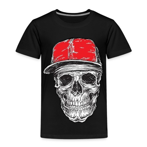 Skullhead - Kinder Premium T-Shirt