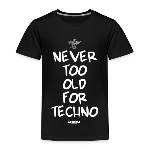 NEVER TOO OLD - Kids' Premium T-Shirt