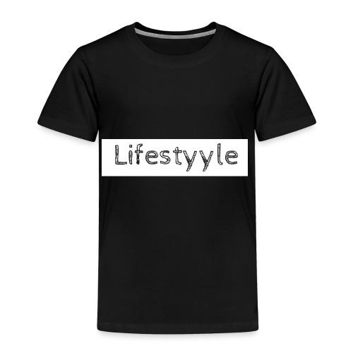 Lifestyyle weiss - Kinder Premium T-Shirt