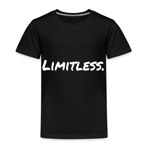 Limitless - Kinder Premium T-Shirt