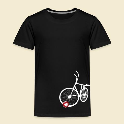Radball | White - Kinder Premium T-Shirt
