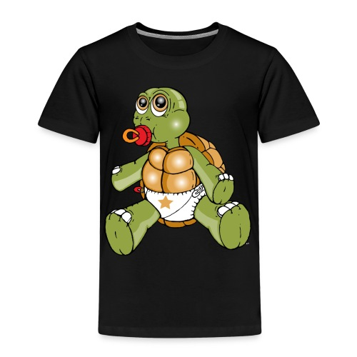 TURTLE TODDLER - Kids' Premium T-Shirt