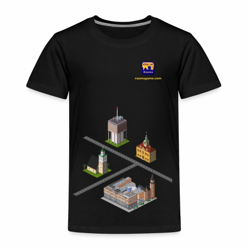 Rauma Game Mix - Kids' Premium T-Shirt