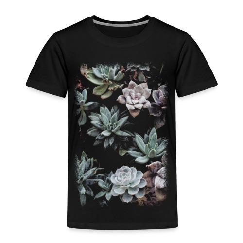 A Succulent Dream - Kinder Premium T-Shirt