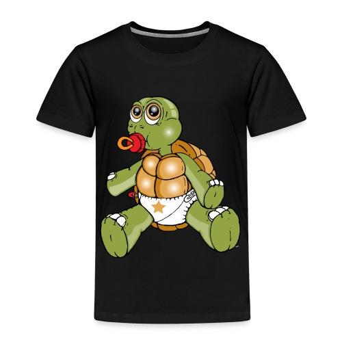 TURTLE TODDLER - Kids' Premium T-Shirt