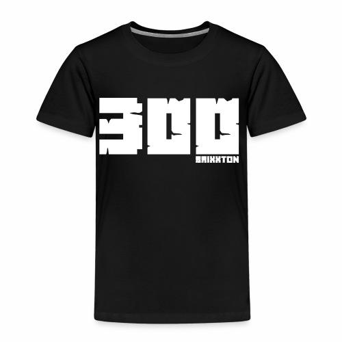 BrixxtoN 300 Abo Weiss - Kinder Premium T-Shirt