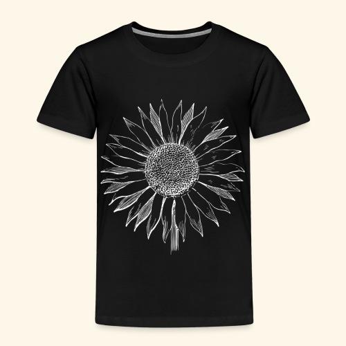 Sommer Sonnenblume. Prima Geschenksidee! - Kinder Premium T-Shirt