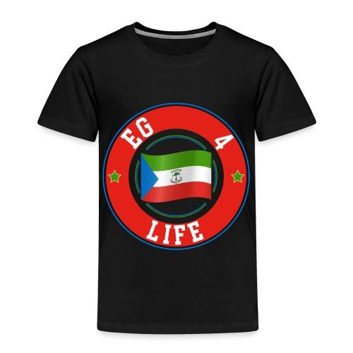 Diseño EG 4 LIFE - Camiseta premium niño