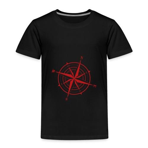 Nordend Kompass Nordost - Kinder Premium T-Shirt