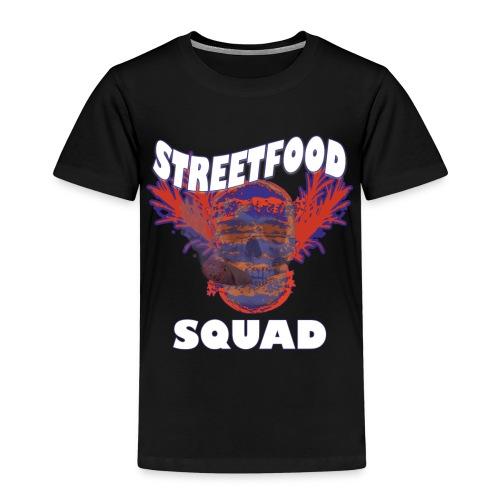 Streetfoodsquad - Kinder Premium T-Shirt
