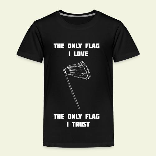 OnlyFlagILove2 - Premium-T-shirt barn