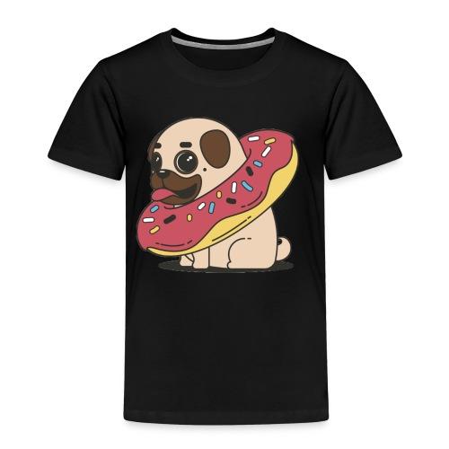 Cutie pug - T-shirt Premium Enfant