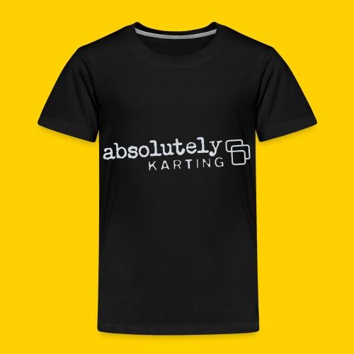 AbsolutelyKarting - Kids' Premium T-Shirt