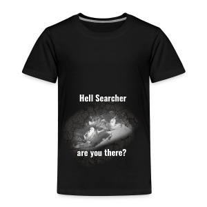 Searching For Hell Bag Black - Kids' Premium T-Shirt