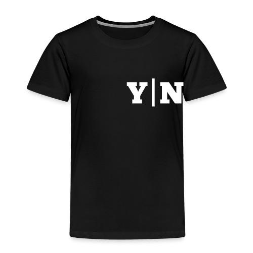 Y|N Edition - Kinder Premium T-Shirt