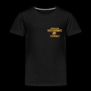 PUBG Community - Kids' Premium T-Shirt