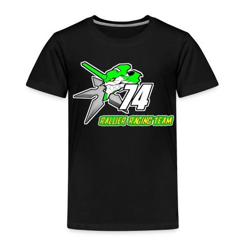 Rallier Racing Team - T-shirt Premium Enfant