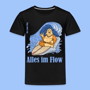 alles im flow - Kinder Premium T-Shirt