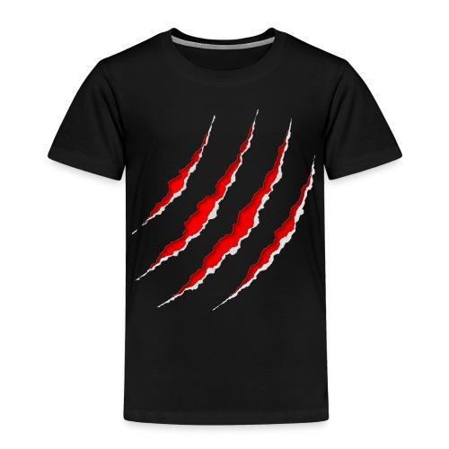 Scars - Børne premium T-shirt