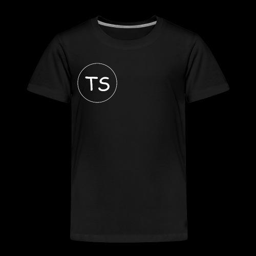 THE SPION KOLLEKTION 1 (BLACK EDITION) - Kinder Premium T-Shirt