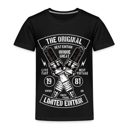 The Original 1981 - Kinder Premium T-Shirt