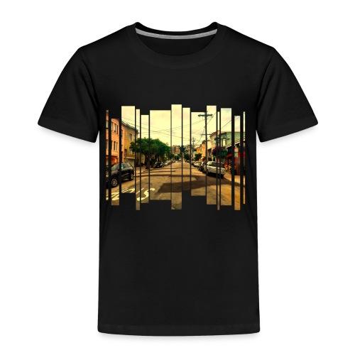 San Francisco Street - Kinder Premium T-Shirt