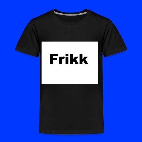 Frikk - Premium T-skjorte for barn
