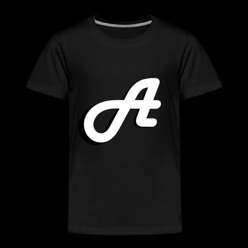 Ein Logo - Kinder Premium T-Shirt