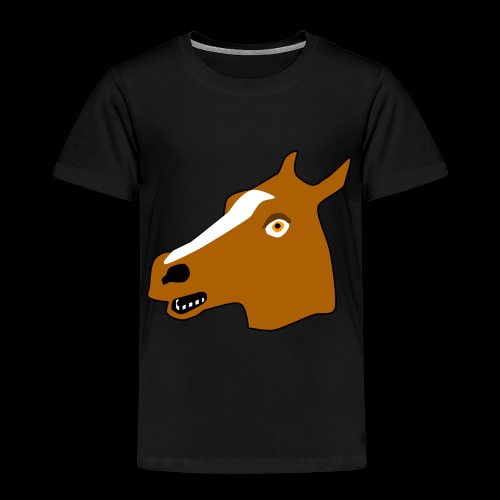 PaardenKOP - Kinderen Premium T-shirt