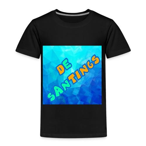 De Santings Logo - Kinderen Premium T-shirt