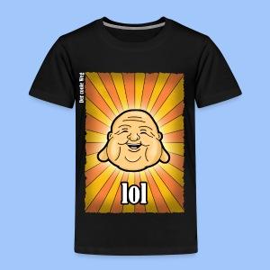 lol - Kinder Premium T-Shirt