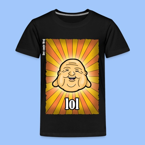 lol - Kinder Premium T-Shirt