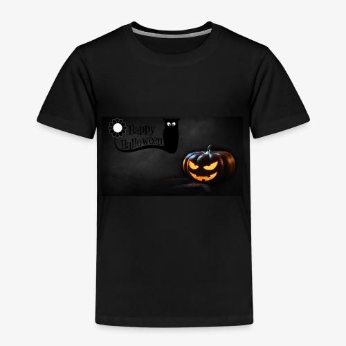Happy Halloween Kürbis Eule Erwachsen - Kinder Premium T-Shirt