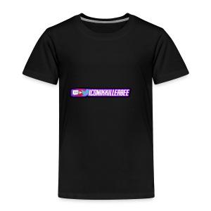 Social logo - Kinderen Premium T-shirt