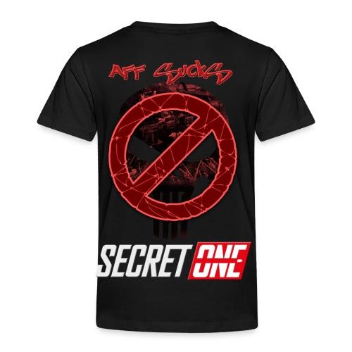Aff Sucks!! - Premium-T-shirt barn