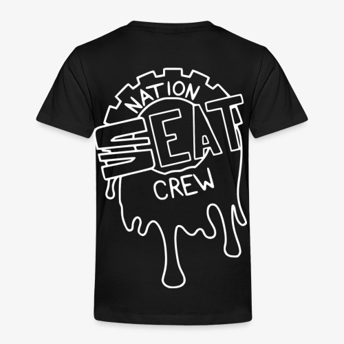 Seatnationcrew LOGO - Kinder Premium T-Shirt
