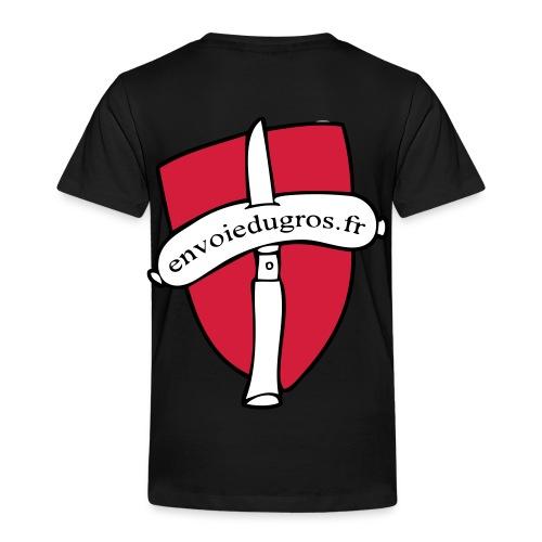 blason envoie du gros - T-shirt Premium Enfant