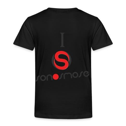 I Love Sonosmose Bicolore - T-shirt Premium Enfant