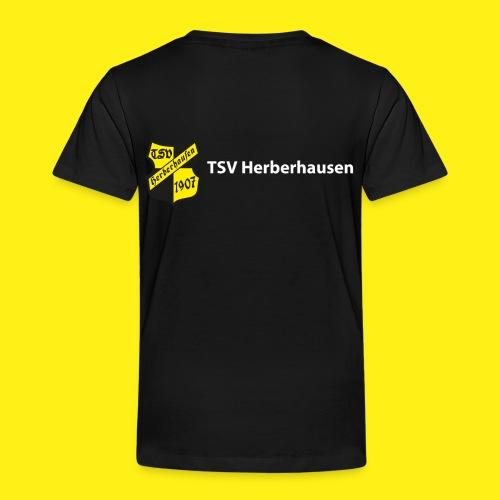 TSV Herberhausen - Schriftzug hinten - Kinder Premium T-Shirt