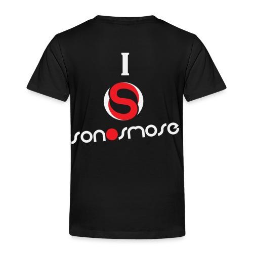 I Love Sonosmose Blanc - T-shirt Premium Enfant