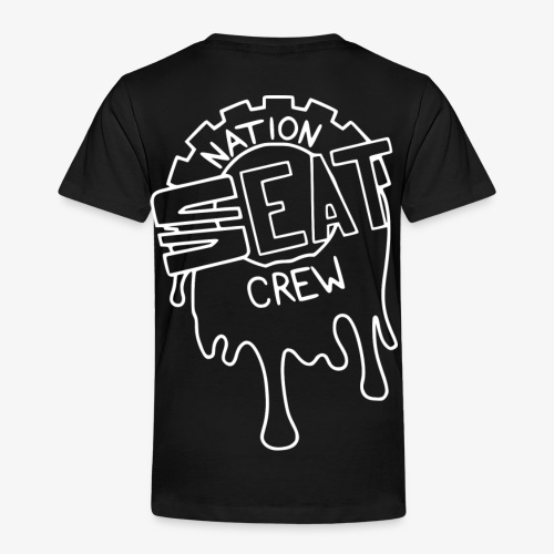 Seatnationcrew LOGO - Kinder Premium T-Shirt